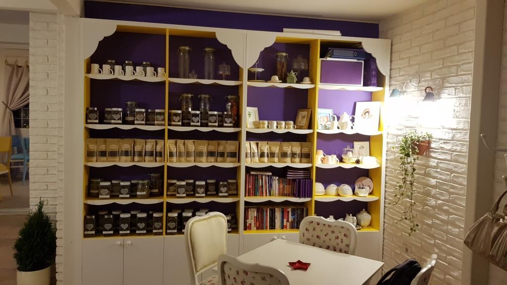 Aphrodisia, ceainarie cu ceai afrodisiac in Floreasca