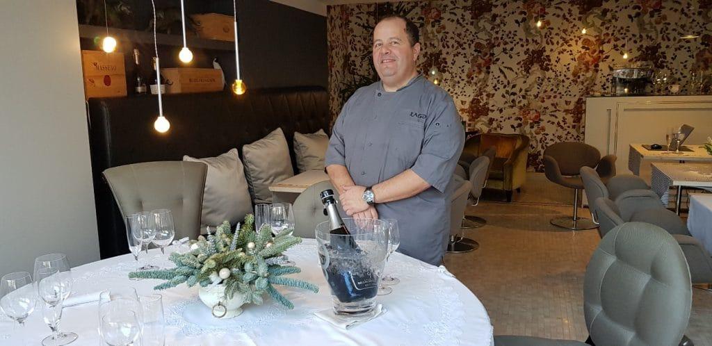 Cina pregatita de Chef Avi Steinitz la restaurantul Veranda Casa Frumoasa
