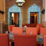 Sindbad, restaurant libanez in Centrul Vechi al Bucurestiului