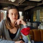 Pranz cu o fata frumoasa la JO Lounge Bistro pe malul Dambovitei