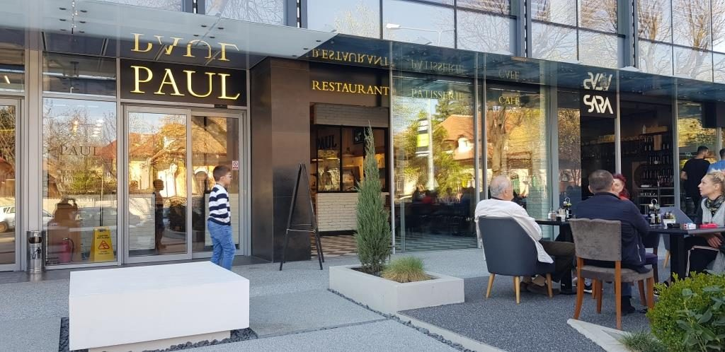 Paul, restaurant, patisserie, cafe in Agora Floreasca
