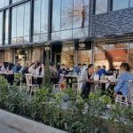 Agora Floreasca, food court in Piata Floreasca din Bucuresti