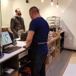 Ciorbe si Placinte, bistrou fast-food basarabean pe bulevardul Nicolae Balcescu