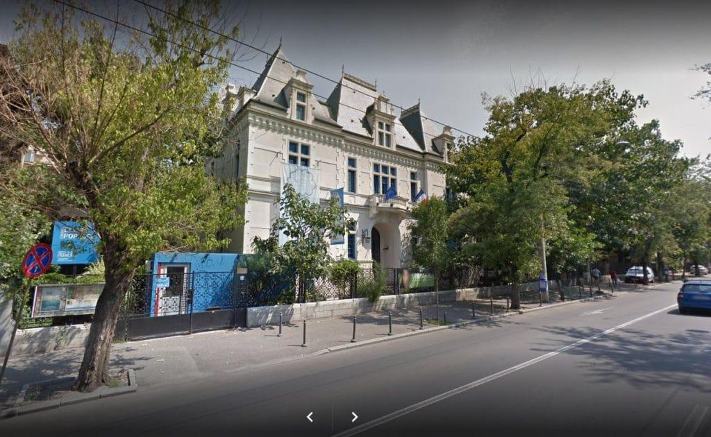 Institut Francais de Bucarest