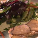 Meniu de degustare la restaurantul Corto Maltese