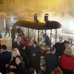 Politica & Delicateturi, restaurantul romanesc al lui Mircea Dinescu la Piata Traian