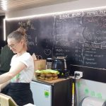 Sara Green, bistrou vegetarian in Lascar Catargiu