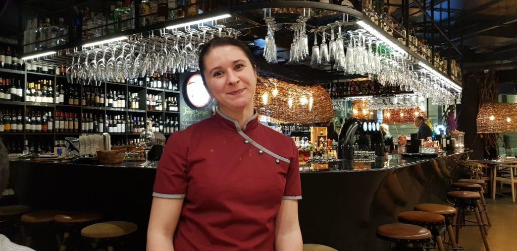 Guest Chef Ileana Braniste