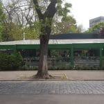 Strada Radu Beller din Bucuresti, in capatul dinspre Parcul Floreasca
