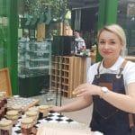 B4 Market, bistrou si patiserie in Parcul Floreasca