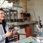 Florin si Victoria si atelierul lor de ceramica de la Gurbanesti