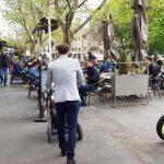 Piata Libertatii si Parcul Carol I din Bucuresti
