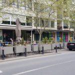 Presto Pizza, restaurant de pizza si paste pe Candiano Popescu, la Piata Libertatii