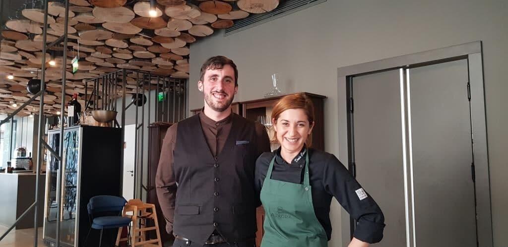 Aizkora restaurant cu bucatarie spaniola basca in Calea Dorobantilor