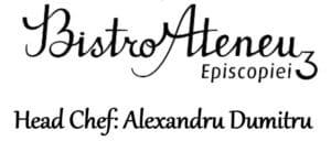 Bistro Ateneu Chef Alexandru Dumitru