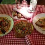 Bucatarie italiana la restaurantul Angelo Grasso