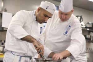 Chef Colin Westal