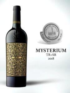 Concours Mondial de Bruxelles 2019 Argint Mysterium TRSB 2018