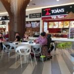 Food court la Veranda Mall in Bucuresti 04