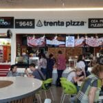 Food court la Veranda Mall in Bucuresti 09