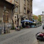Strada Nicolae Tonitza din Centrul Vechi