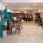 Qs Inn restaurant fast food cu autoservire in Pipera 02