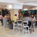 Qs Inn restaurant fast food cu autoservire in Pipera 03