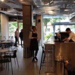 Raionul Floreasca restaurant cu peste si fructe de mare in Agora 03