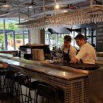 Raionul Floreasca restaurant cu peste si fructe de mare in Agora 05