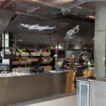 Raionul Floreasca restaurant cu peste si fructe de mare in Agora 09