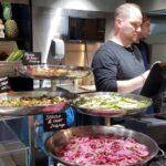 Raionul Floreasca restaurant cu peste si fructe de mare in Agora 13