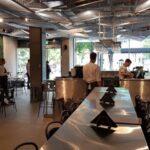 Raionul Floreasca restaurant cu peste si fructe de mare in Agora 18