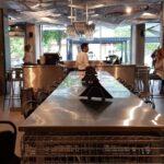 Raionul Floreasca restaurant cu peste si fructe de mare in Agora 23