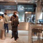 Raionul Floreasca restaurant cu peste si fructe de mare in Agora 24