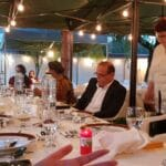 Un Iftar la Amhar Azeth mai 2019 in Bucuresti 04