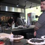 Bucataria restaurantului Argentine 13