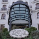 LAtelier restaurantul Hotel Epoque Relais et Chateaux din Bucuresti 1