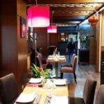Mandarin Asian Restaurant in complexul Jolie Ville Voluntari 2