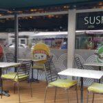 Sushiroom, bistrou de sushi in Piata Dorobantilor