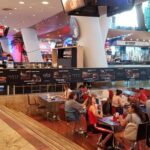 Food court la Baneasa Shopping City