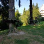 Balvanyos Adventure Parc si animalele