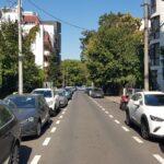 Strada Popa Savu, spre Piata Charles de Gaulle