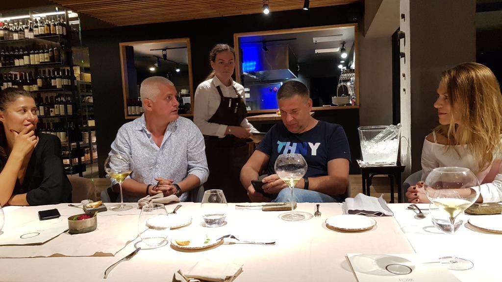 O cina memorabila la Grand Hotel Balvanyos Resort
