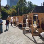 Clubul Țăranului și parcul Muzeul Țăranului Român