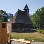 Biserica de lemn din parcul Muzeul Țăranului Român