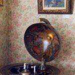 Salonul Nicolae de la Conacul Hagianoff, Domeniul Manasia