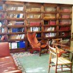 Sala de Consiliu Al. I Cuza (biblioteca)
