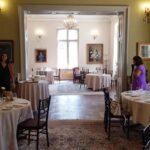 Sufrageria (saloanele Efrem Obrenovici si Claire Hagianoff)