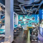 Gold Cafe Bar, cafenea si bar pe Calea Victoriei din Bucuresti