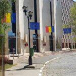 In jurul Teatrului National Bucuresti TNB